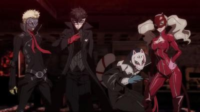 Persona 5: The Animation Episode 7 Recap/Review: 'He Is My Other Self'