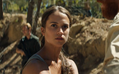 Alicia Vikander Talks About Playing Tomb Raider Games, 'Pointy Breasts' And More