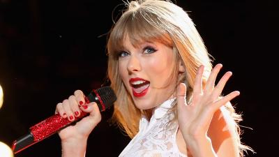 Taylor Swift Announces Huge Stadium Tour For Australia And New Zealand