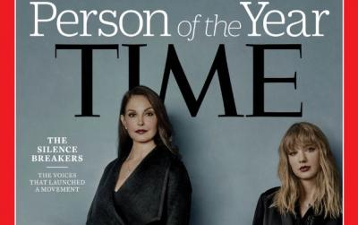 Taylor Swift, Ashley Judd And More Named As TIME's 2017 'Person of the Year'