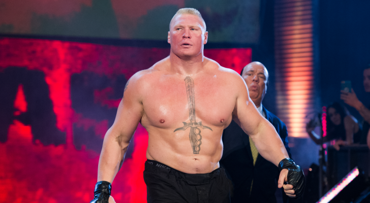 Dana White Is Confident Brock Lesnar Is Returning To UFC