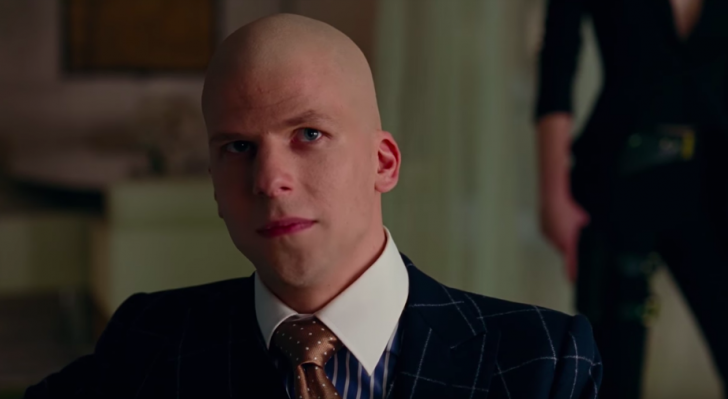Jesse Eisenberg Wants A Return As Lex Luthor