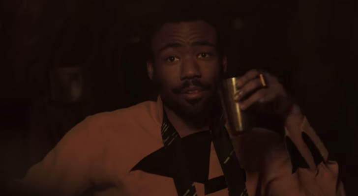 Tour the Millennium Falcon with Lando for 'Solo: A Star Wars Story'