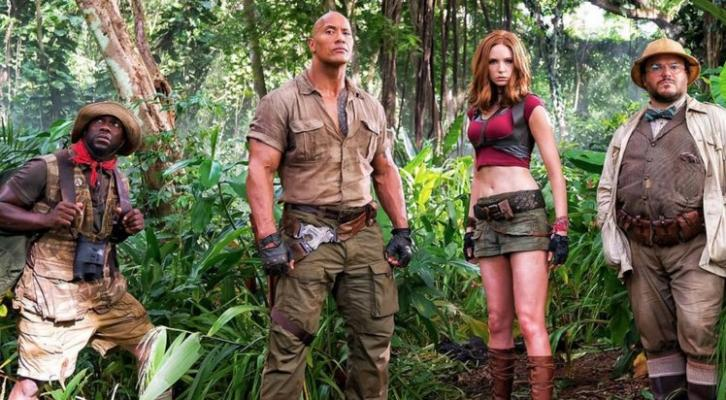 'Jumanji: Welcome to the Jungle' Tops China Box Office With $40 Million