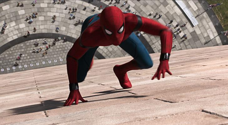 Spidey Slinging High At The Box Office!
