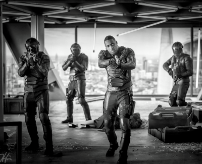 Take A Look At Idris Elba In 'Hobbs and Shaw' Movie