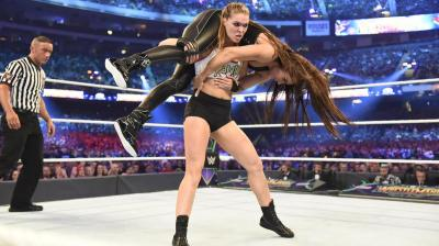 Ronda Rousey Talks About The Importance Of The WWE Evolution PPV