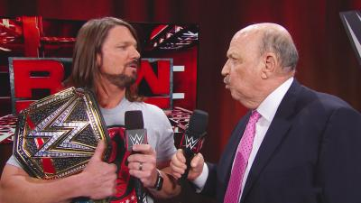 WWE Superstar Shakeup Moves Wrestlers Over To Monday Night Raw