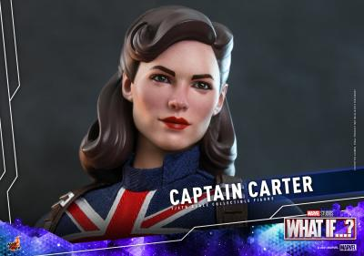 Marvel's What If...? Captain Carter Hot Toys Announced