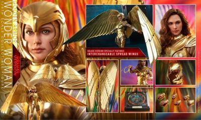 Wonder Woman 1984 Hot Toys Figurine Announced