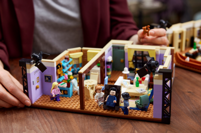 Friends TV Show Gets Another New Lego Set