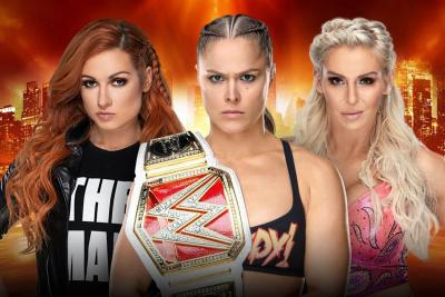 Women To Main Event WrestleMania 35 For The First Time Ever