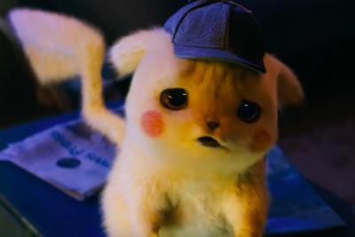 Review: Pokemon Detective Pikachu