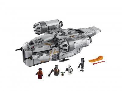 Lego Reveals Razor Crest Toy From The Mandalorian