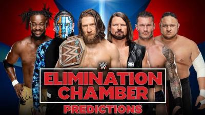 WWE Elimination Chamber 2019 Review And Results