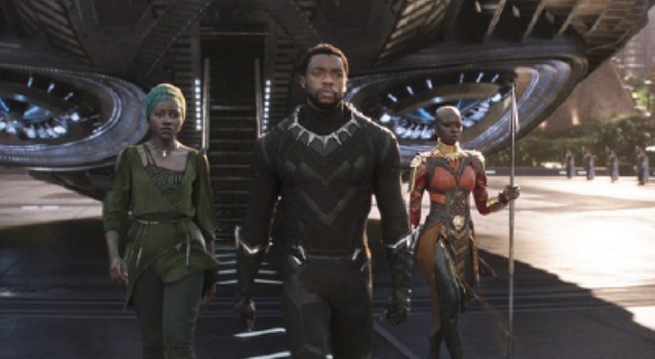 Marvel Entertainment Announces The Black Panther Digital HD And Blu