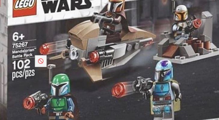 NEW 75267 LEGO Star Wars Mandalorian Battle Pack