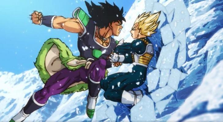 Extended Dragon Ball Super Broly Story Synopsis Has Been Revealed