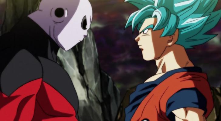 dragon ball super episode 109 review recap goku vs jiren starts