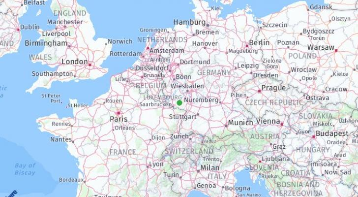 Map Of Germany Ramstein.Ramstein Germany What To Pack What To Wear And When To Go 2018