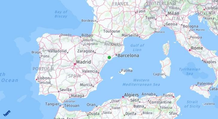 Map Of Spain Reus.Reus Spain What To Pack What To Wear And When To Go 2018