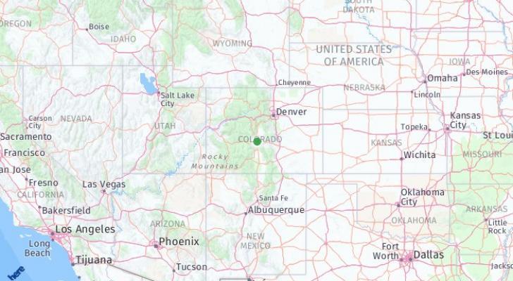 Salida, Colorado, United States of America: What to pack ... on pueblo colorado state map, salida colorado lodging, boulder colorado state map, breckenridge colorado state map,