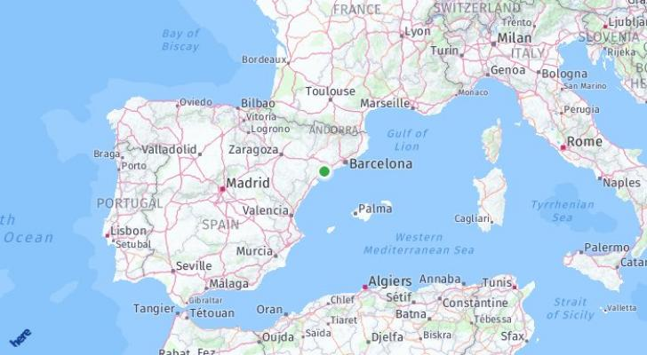 Map Of Spain Showing Salou.Salou Spain What To Pack What To Wear And When To Go 2018