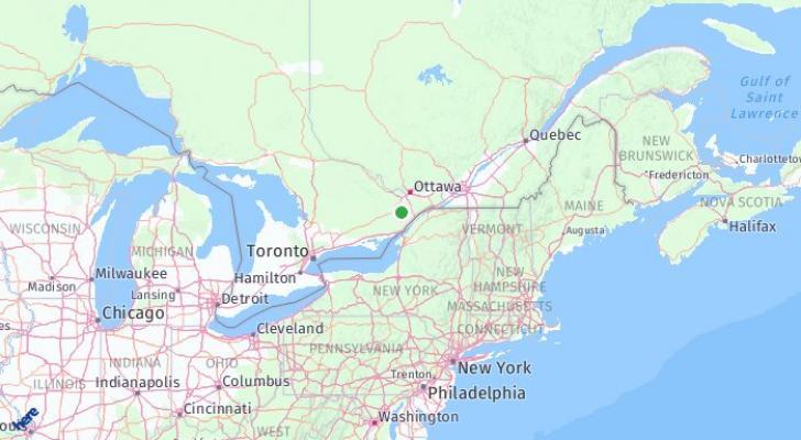 Map Of Smiths Falls Ontario Canada Smiths Falls, Ontario, Canada: What to pack, what to wear, and