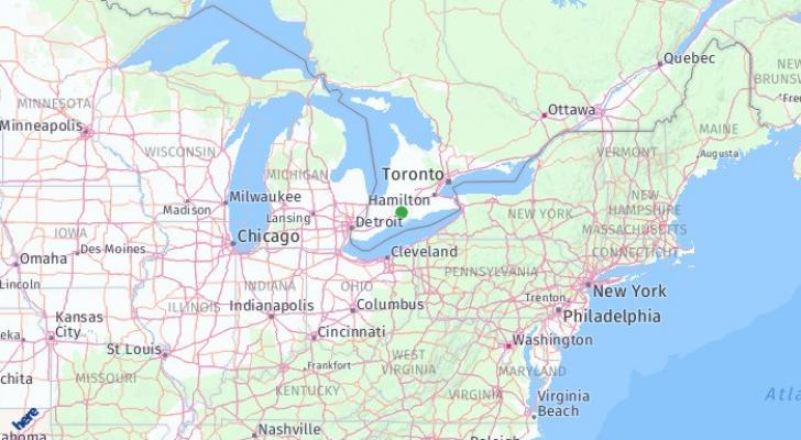 St Thomas Canada Map St. Thomas, Ontario, Canada: What to pack, what to wear, and when