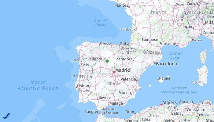 Map Of Spain Valladolid.Valladolid Spain What To Pack What To Wear And When To Go 2018