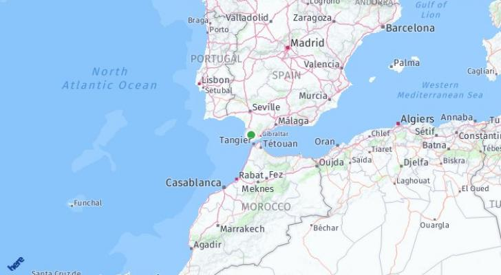 Costa De La Luz Spain Map.Costa De La Luz Spain What To Pack What To Wear And When To Go