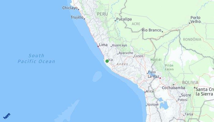 Huacachina Peru Map.Huacachina Peru What To Pack What To Wear And When To Go 2018