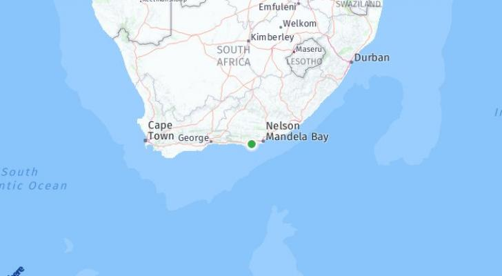 Jeffreys Bay South Africa Map Jeffreys Bay, South Africa: What to pack, what to wear, and when