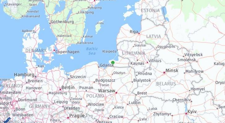 Kaliningrad, Russia: What to pack, what to , and when to go ... on kaliningrad map with cities, kaliningrad port map, kaliningrad map of northern europe, city of kaliningrad russia map,
