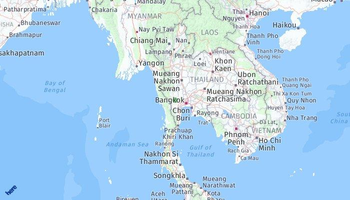 Kanchanaburi Thailand Map.Kanchanaburi Thailand What To Pack What To Wear And When To Go