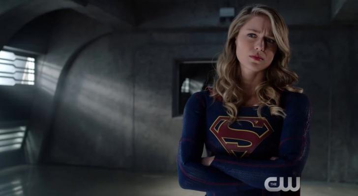 Supergirl Season 3 Episode 13 Reviewrecap Both Sides Now Empty