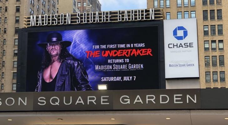 Madison Square Garden Is Usually Advertised To Be The