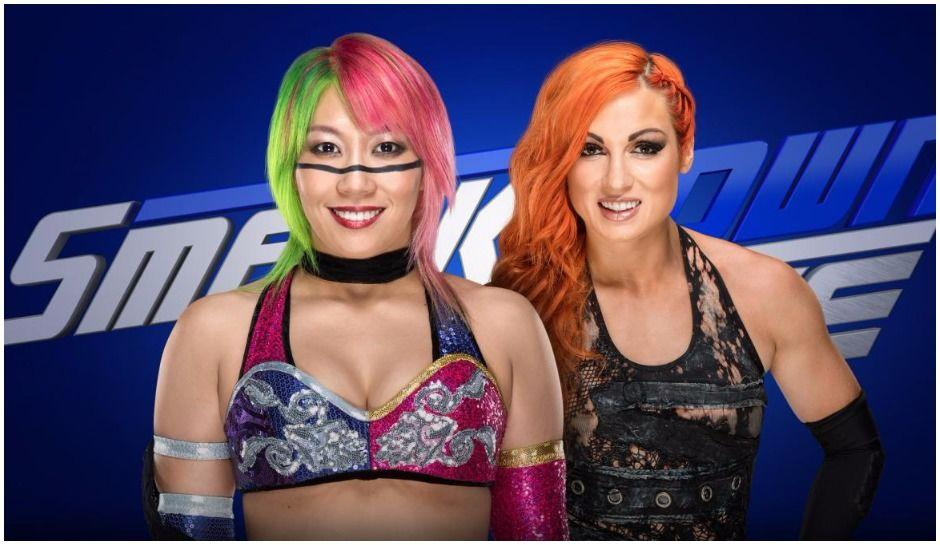 Image result for becky vs asuka
