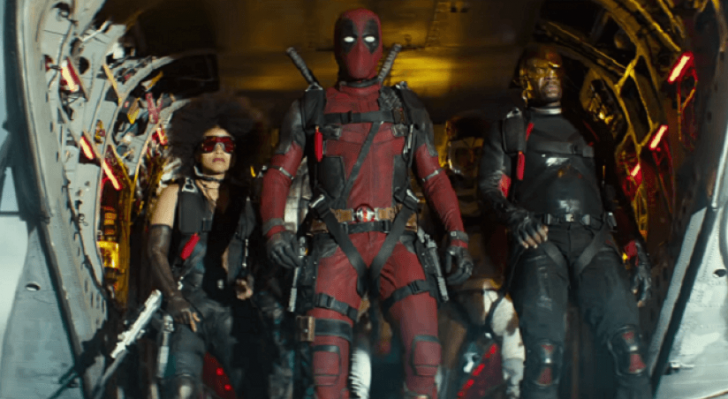 The Deadpool 2 Trailer Has Landed And It Is Full Of Laughs Empty